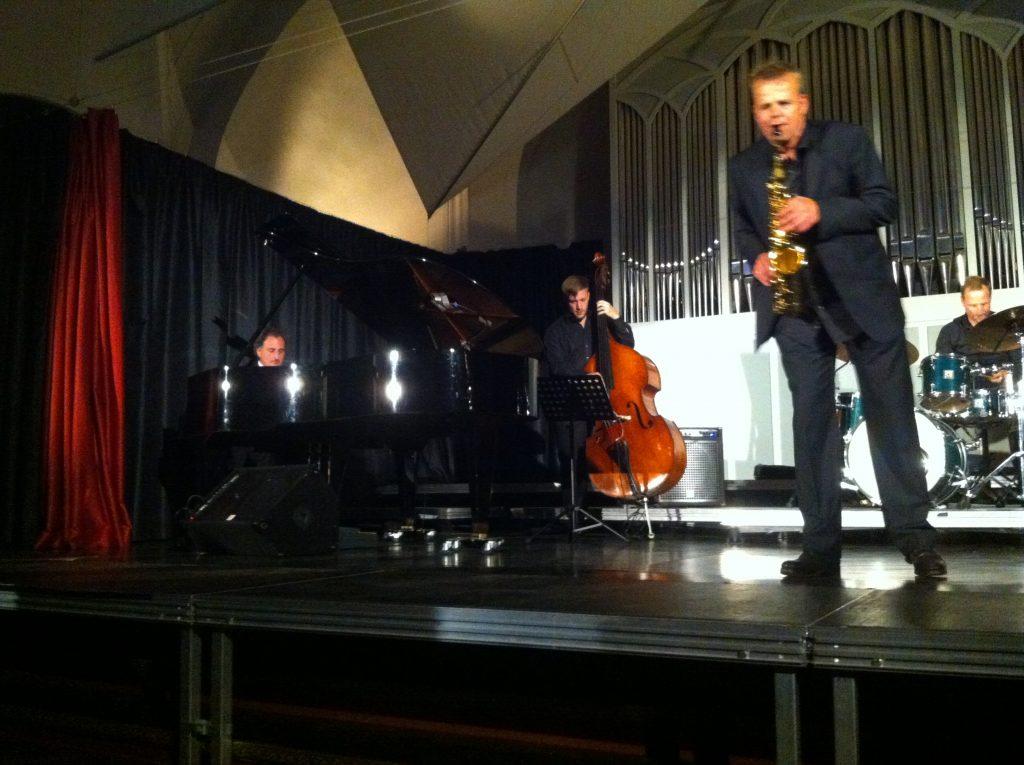 Das Johanneum-Allstar-Jazz-Quartet