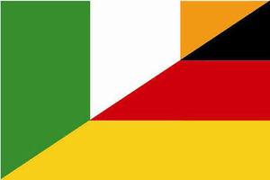 Irland-Deutschland