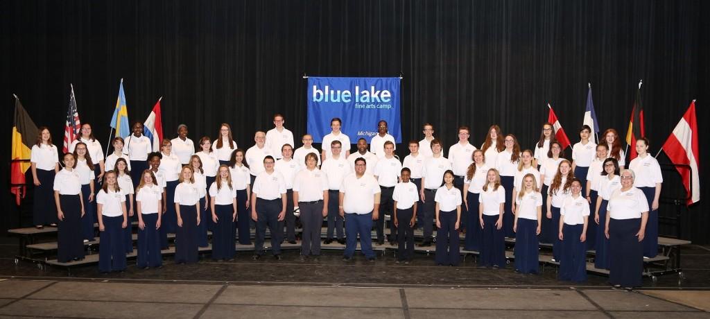 Blue Lake Choir 2017