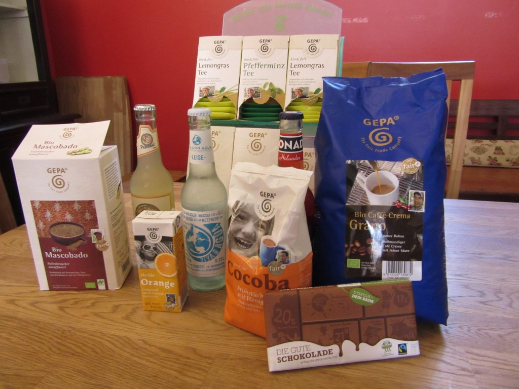 FairtradeProdukte